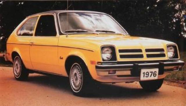 Image of Chevrolet Chevette Rally 1.6