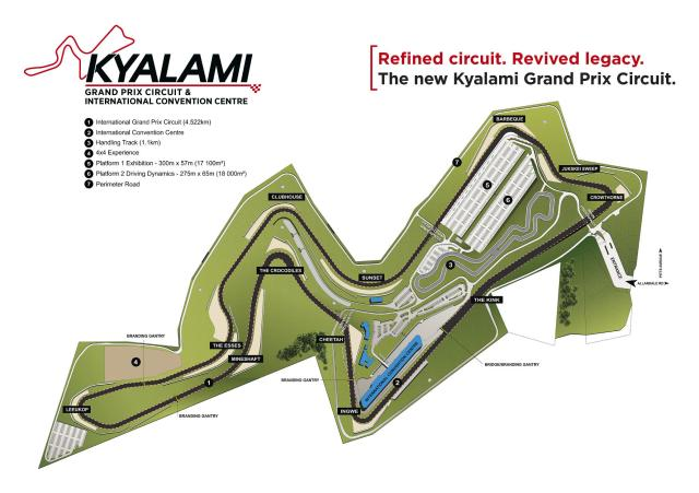 Image of Kyalami (new)