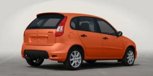 Photo of Lada 1119 Kalina Sport