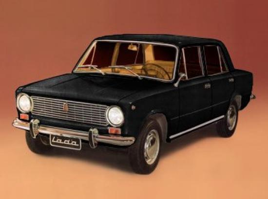 Image of Lada 1200