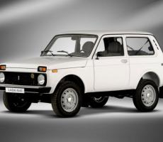 Picture of Lada Niva 1.6