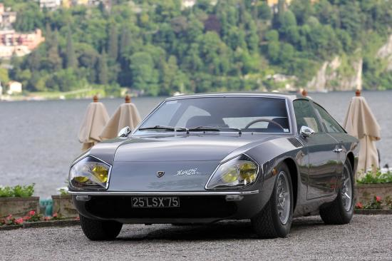 Image of Lamborghini 4000 GT Touring Flying Star II
