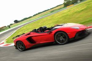 Picture of Lamborghini Aventador J