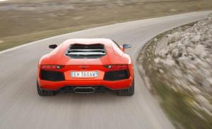 Photo of Lamborghini Aventador LP700-4