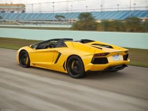 Photo of Lamborghini Aventador LP700-4 Roadster