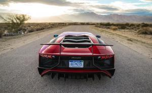 Photo of Lamborghini Aventador LP750-4 SV