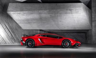 Image of Lamborghini Aventador LP750-4 SV