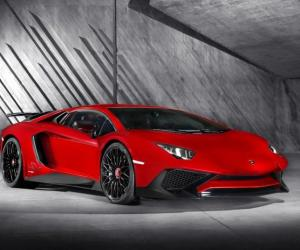 Picture of Aventador LP750-4 SV