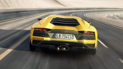 Image of Lamborghini Aventador S
