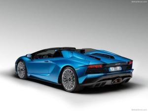 Photo of Lamborghini Aventador S Roadster
