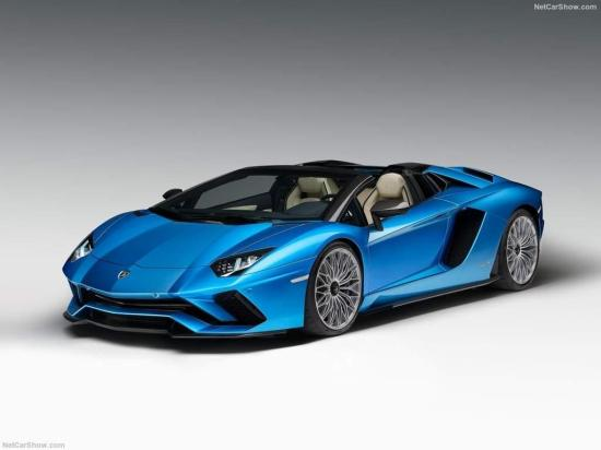 Image of Lamborghini Aventador S Roadster
