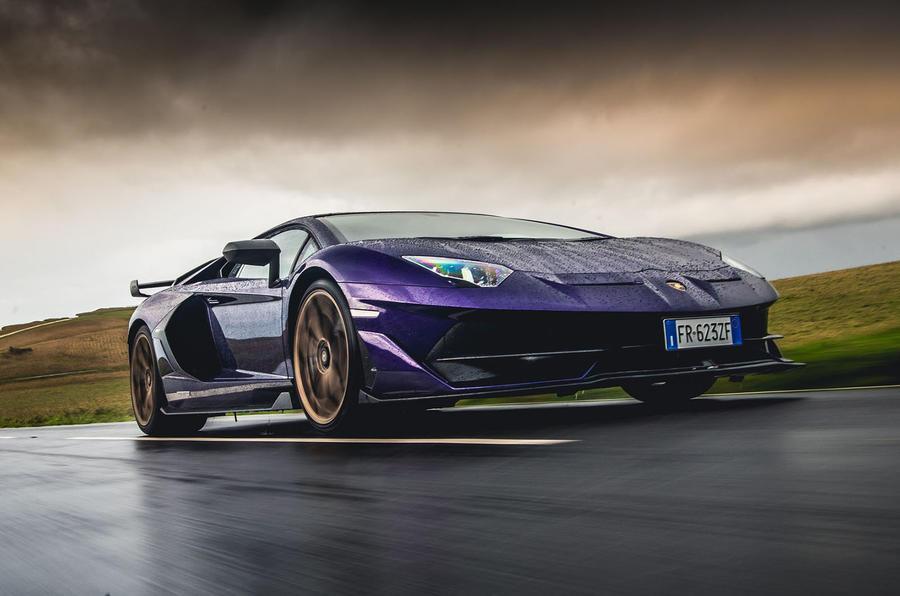 Lamborghini Aventador Svj Laptimes Specs Performance