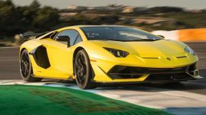 Photo of Lamborghini Aventador SVJ