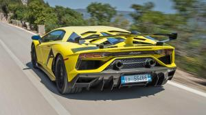 Photo of Lamborghini Aventador SVJ