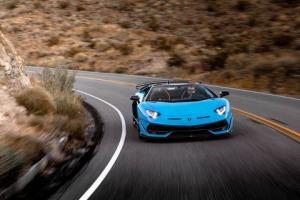 Photo of Lamborghini Aventador SVJ Roadster