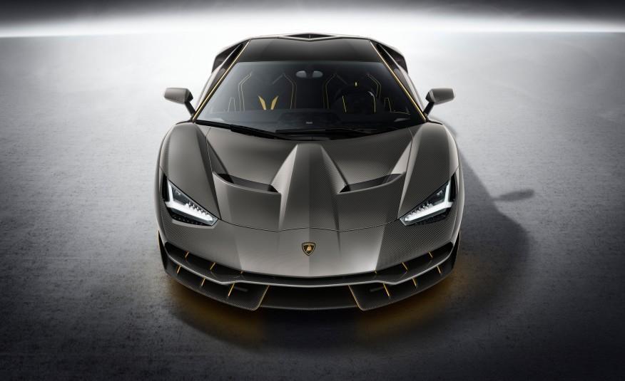 Lamborghini Centenario Lp770 4 Laptimes Specs Performance Data