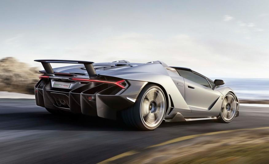 Lamborghini Centenario Roadster Laptimes Specs Performance Data