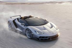 Picture of Lamborghini Centenario Roadster