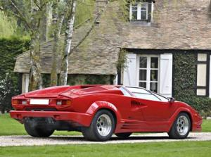 Photo of Lamborghini Countach 25TH Anniversary