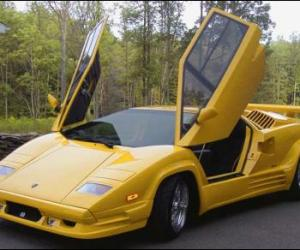 Picture of Countach 25TH Anniversary
