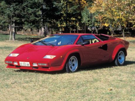 Lamborghini Countach 5000 Qv Laptimes Specs Performance Data
