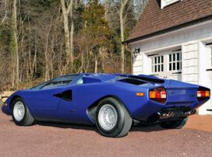 Photo of Lamborghini Countach LP400