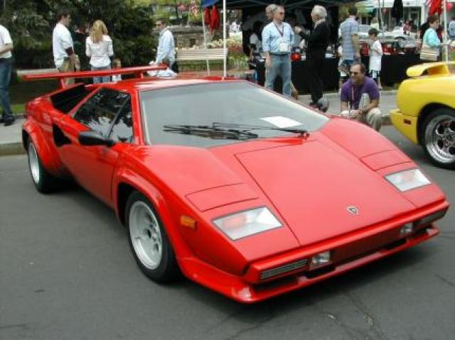 Lamborghini Countach Lp500s Laptimes Specs Performance Data