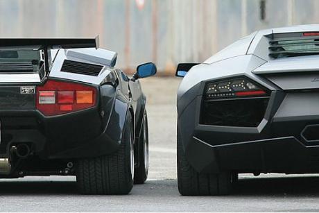 Lamborghini Countach Turbo S laptimes, specs, performance