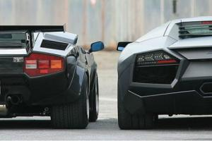 Photo of Lamborghini Countach Turbo S