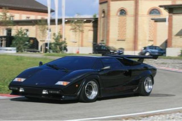 Lamborghini Countach Turbo S Laptimes Specs Performance Data