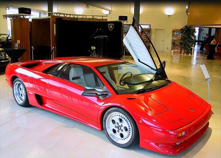 Lamborghini Diablo 1990 >> Lamborghini Diablo Laptimes Specs Performance Data