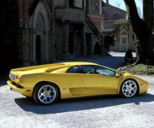 Picture of Lamborghini Diablo 6.0 VT