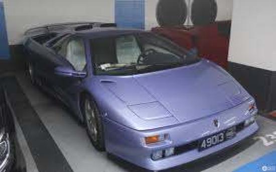 Image of Lamborghini Diablo SE 30 Jota