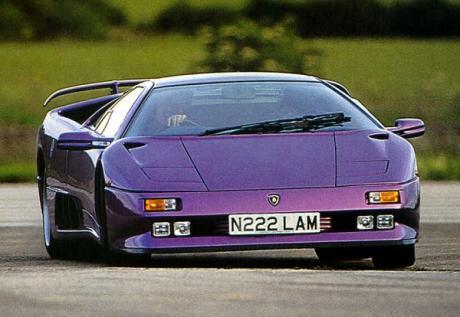 Lamborghini Diablo Se30 Laptimes Specs Performance Data