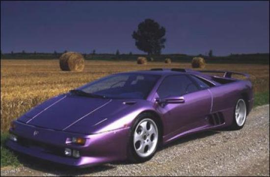 Image of Lamborghini Diablo SE30