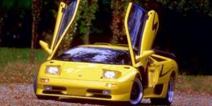 Photo of Lamborghini Diablo SV