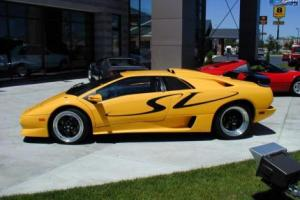 Picture of Lamborghini Diablo SV
