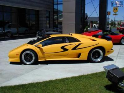 Image of Lamborghini Diablo SV