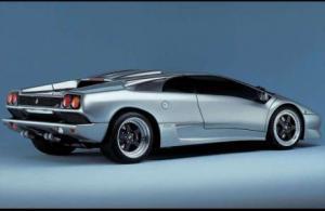 Photo of Lamborghini Diablo SV