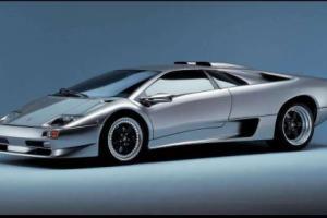Picture of Lamborghini Diablo SV