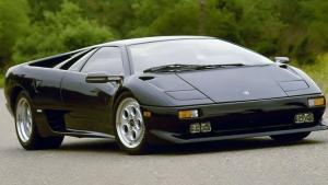 Photo of Lamborghini Diablo VT