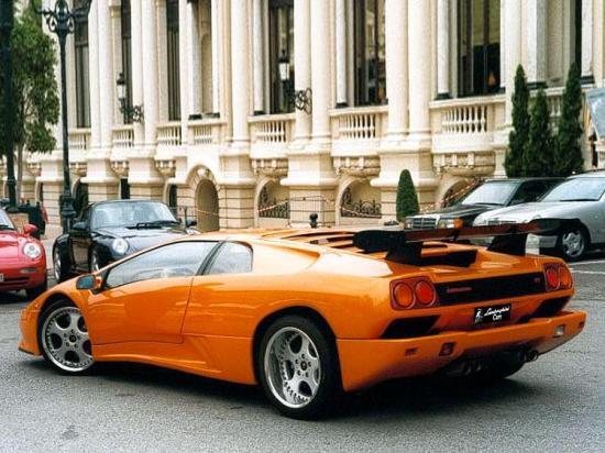 Image of Lamborghini Diablo VT-R