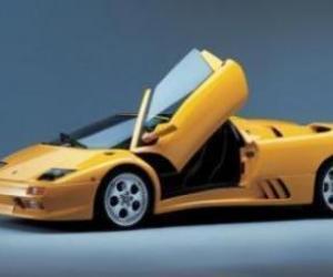 Picture of Lamborghini Diablo