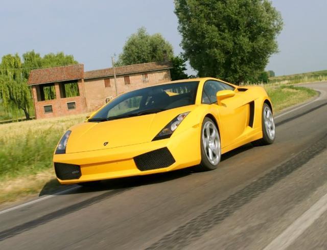 Image of Lamborghini Gallardo