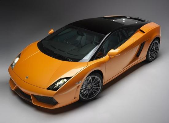 Image of Lamborghini Gallardo LP 560-4 Bicolore
