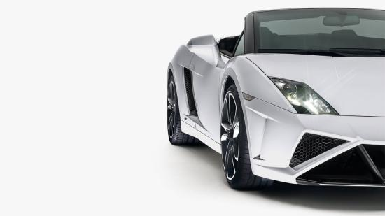 Image of Lamborghini Gallardo LP 560-4