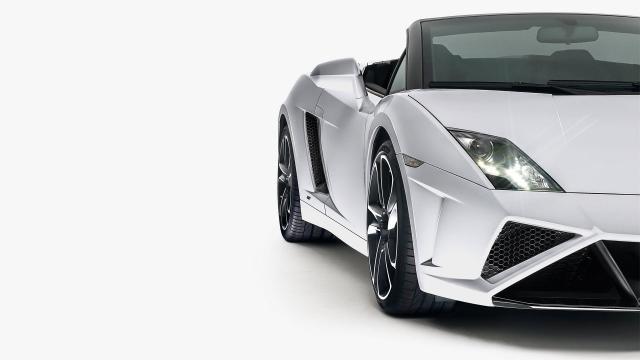 Image of Lamborghini Gallardo LP 560-4