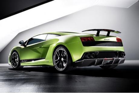 Lamborghini Gallardo Lp 570 4 Superleggera Laptimes Specs
