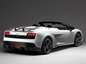 Photo of Lamborghini Gallardo LP-570 Spyder Performante