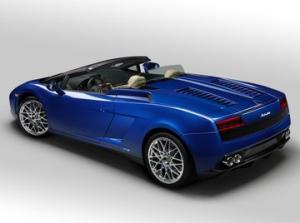 Photo of Lamborghini Gallardo LP550-2 Spyder